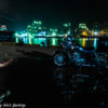 CD125Tで苅田港へ