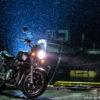 CB1100で土砂降りの中を・・・