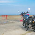 CB1100 天草ツーリング その⑦ 道の駅スタンプ