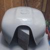 CB1100 燃料タンク塗装 その④ プラサフ編