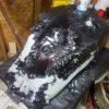 CB1100 燃料タンク塗装 その⑦ 塗装剥離編