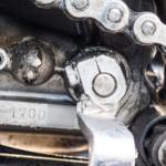 GB250  シフトペダルのガタを修理