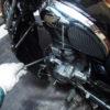 CD125T スパークプラグ交換