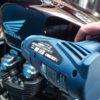 CB1100 燃料タンクエンブレム交換
