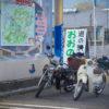 CD125Tとスーパーカブ110で行く福岡・大分 お花見ツーリング その⑦