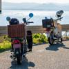 CD125T 女性ライダーと博多祇園山笠ツーリング その⑦ 志賀島編