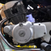 CD125T 2号機 エンジン塗装剥離