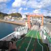 CD125T 大島から本土へ 新春離島ツーリング その⑦
