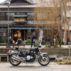 CB1100 福岡 道の駅ツーリング その④ 道の駅みやまと水郷柳川