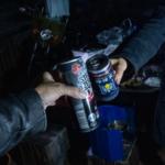 CD125T 国東半島キャンプツーリング その⑥ 夜の宴はお手軽に・・・