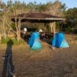 CD125T 国東半島キャンプツーリング その⑦ 深夜の出来事・・・