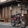CD125T  日田 豆田町  お盆の熊本ツーリング その①