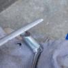 ブレーキペダル削れ修正 CB1100 転倒からの復活プロジェクト第4弾 その④