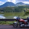 三瓶山と石見銀山で栄えた町 大森  CB1100 島根ツーリング その⑥